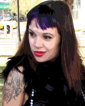 Photo Model: Amy Bathory 2