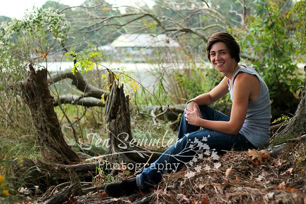 Cameron - Senior Portraits