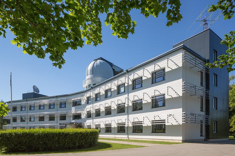 Tartu Observatory, Tõravere