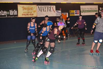 Roller Girls 6-14-09