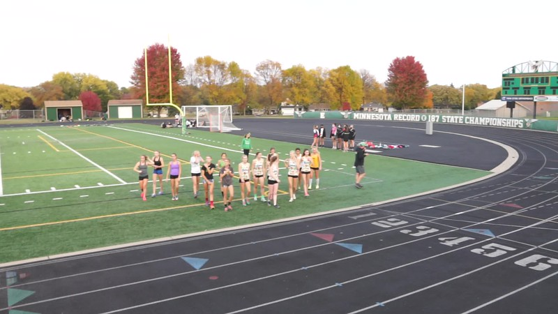 10-08-20 Girls Mile Time Trial
