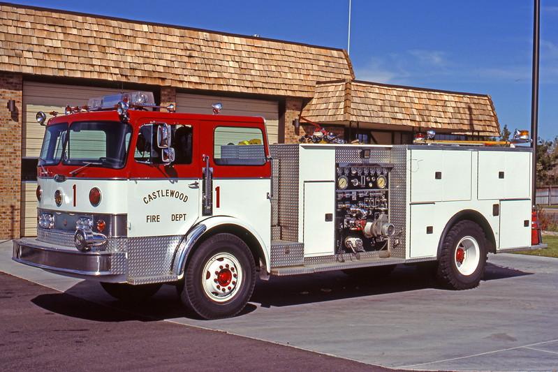 Castlewood Engine 31
