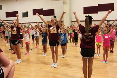2015-2016 Cheer Clinic