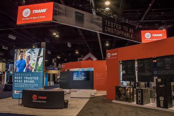All Trane Air Convention Events