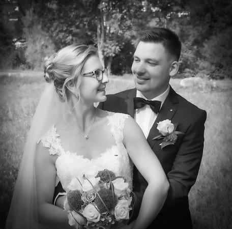 Johannes und Sandra haben geheiratet!