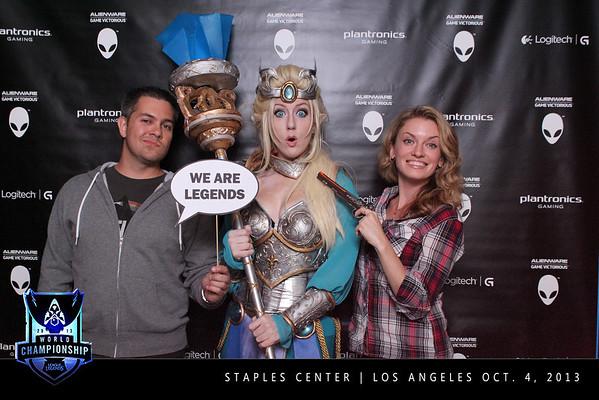 Friday-League of Legends Finals