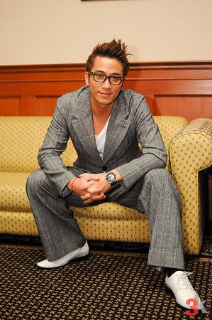 20100917 Ron Ng @ Gurney Hotel