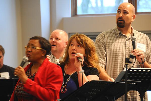 November 20, 2011 Worship Service