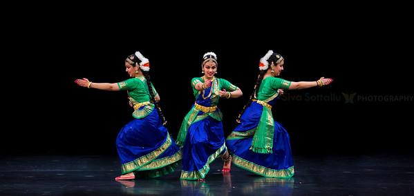 Malavika Nair Arangetram