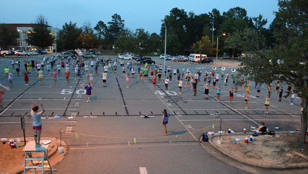 2012-08-13 Band Camp Day 6