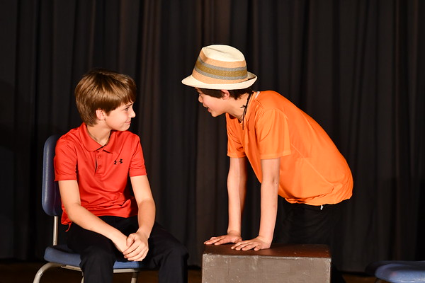 Sixth Graders Bring a Showcase of Talent to the Norwood Stage