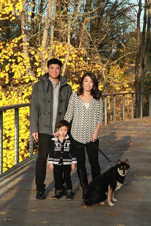 Calotis family Nov 2017