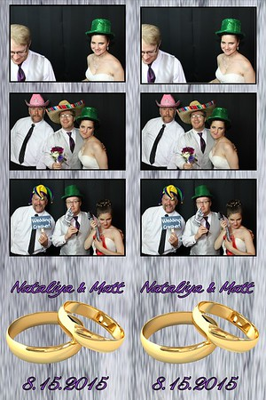 Crouse Wedding Photo Booth 8.15.2015