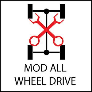 Mod All Wheel Drive Cars