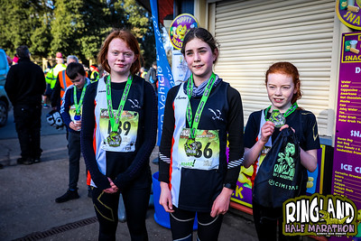 Ringland Half Marathon 2020 Junior Race