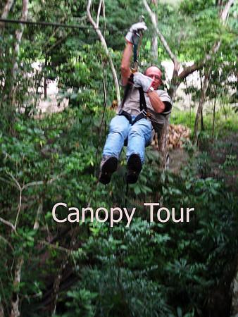 Tikal Canopy Tour