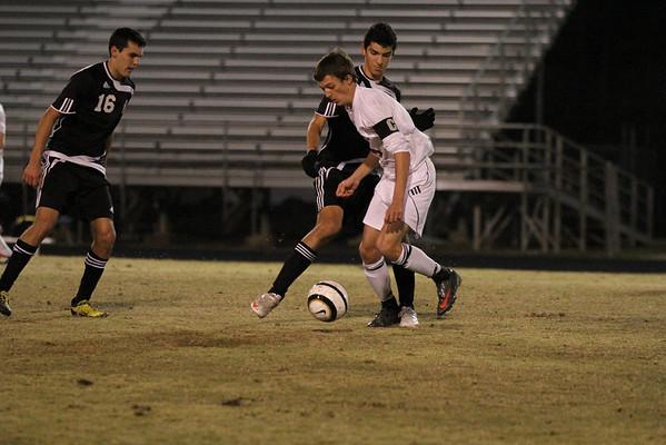 Best of PHS Rebel Boys Soccer 2011-2012