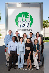CANstruction Committee & Judge Photo