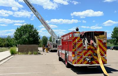Photos: Longmont firefighter training