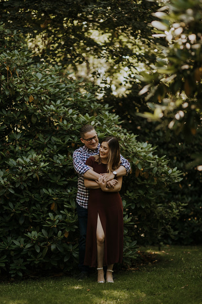 Andrew & Jessie Engagement