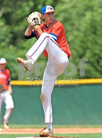 2016 - Varsity Baseball