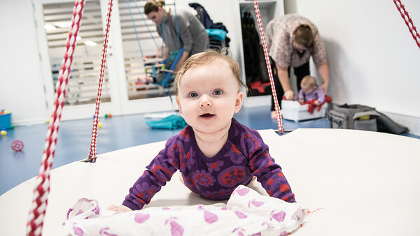 Baby Gymnastik