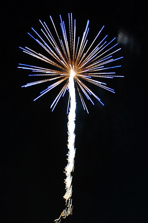 2010-07-04 - Fireworks at Freehold Raceway