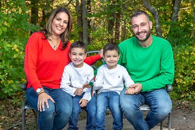 Miguel-Szegedi Family