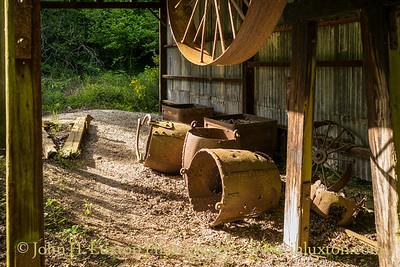Snailbeach Lead Mines