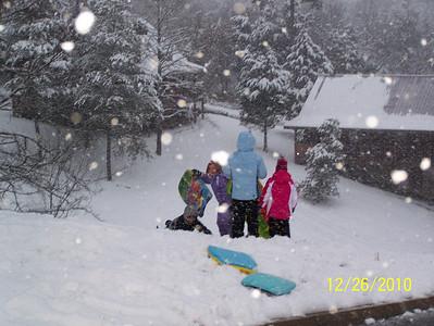 Tennessee December 2010