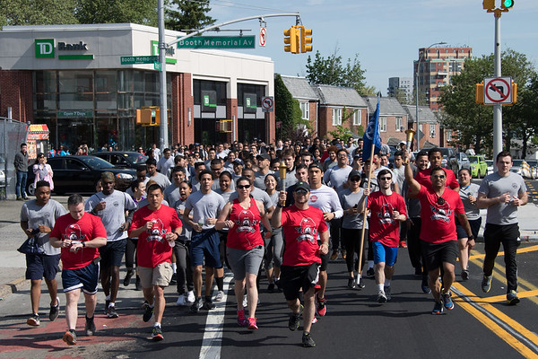 2017 NYC Law Enforcement Torch Run