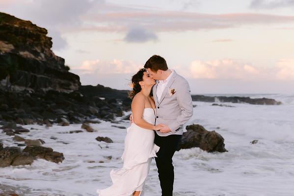 Amanda & Nick: Surfair Marcoola Wedding