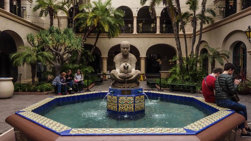 Prado Courtyard