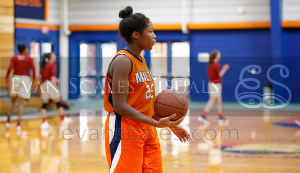 Milton Academy Girls' Varsity Basketball