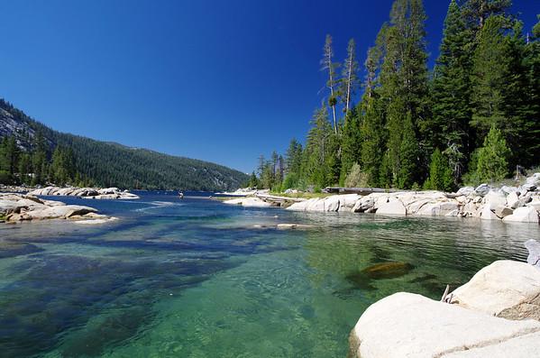 8/20/2011, Dad & David's fishing trip to Edison Lake
