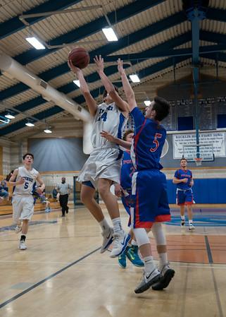 Freshman Basketball, Folsom