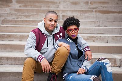Whitney and Lorenzo
