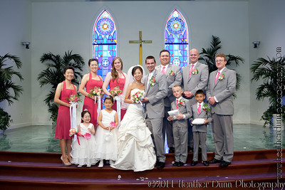 Formals in the Church