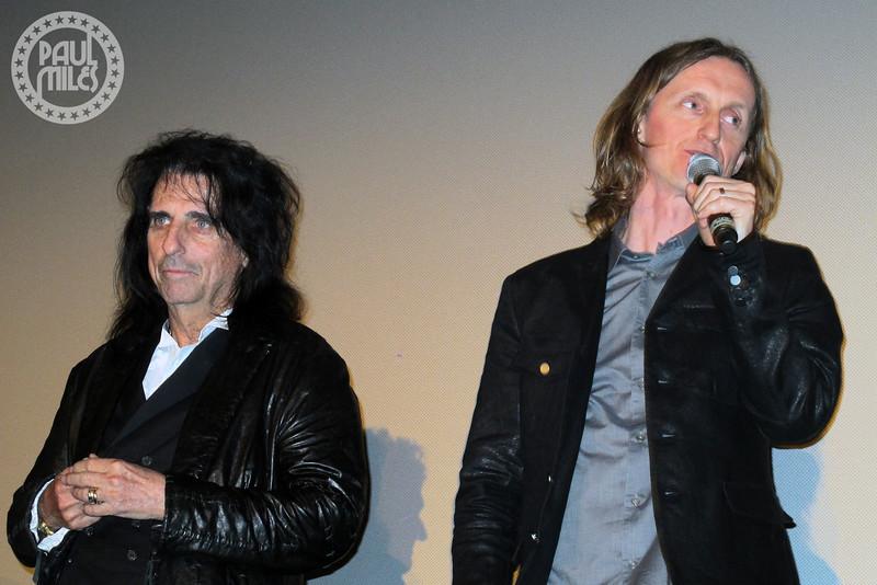 Alice Cooper & Sam Dunn