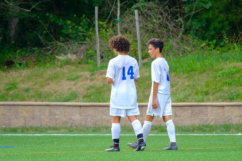 My Boys: Ian #14 & Marco #18