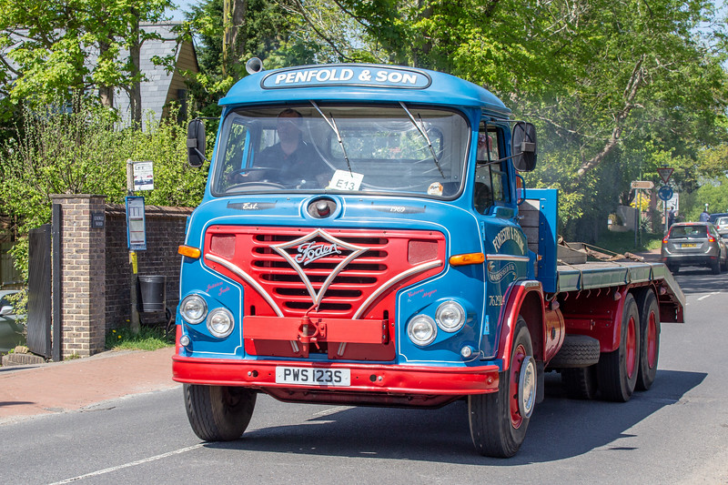 PWS123S 1977 Foden S39