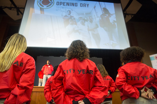 Opening Day 2017 - City Year Washington, DC