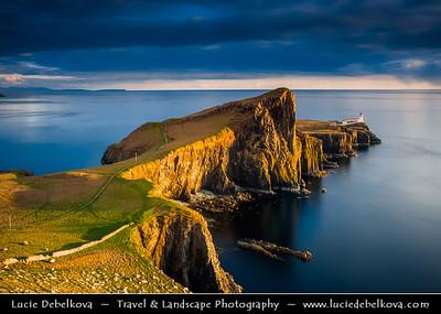UK - Scotland - Hebrides Islands - Isle of Skye, Isle of Lewis & Isle of Harris