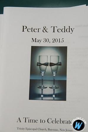 Peter & Teddy Wedding