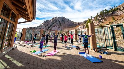 Mountain Top Yoga