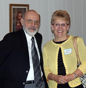 Budge Cripps and Karen Miller - 25 Mar 2012