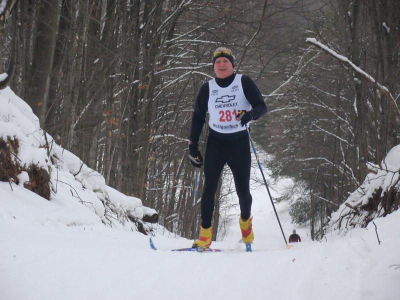 Go Team NordicSkiRacer! Go Spencer Ruffner!