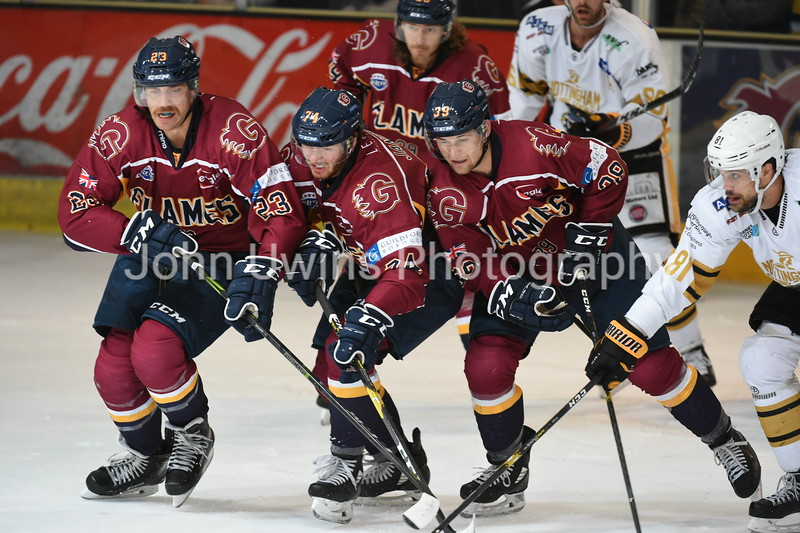 vs Nottingham Panthers 3009