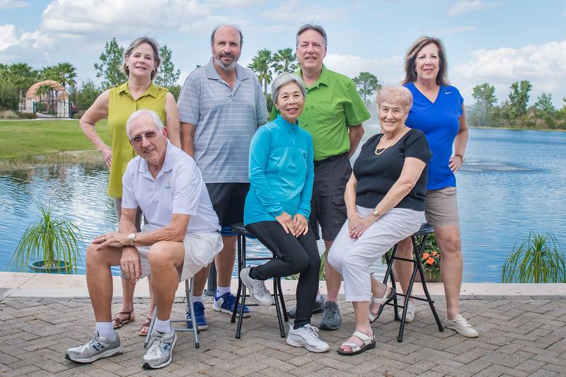 April 2019 - Racquetees Board Members