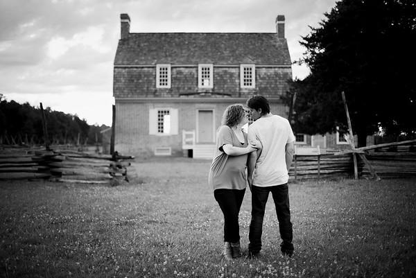 Megan and Shane's Engagement Session, Pemberton Park